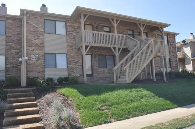 305 Eagle Ridge, O'Fallon, IL 62269 (#21065490) :: Delhougne Realty Group