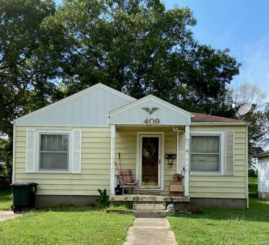 409 Louis, Cape Girardeau, MO 63703 (#21065491) :: Jeremy Schneider Real Estate