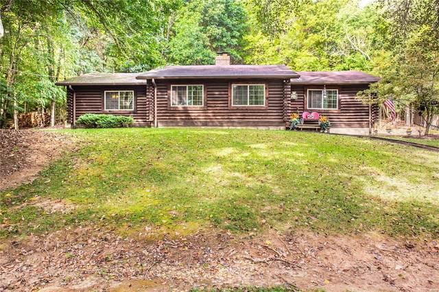5025 Hill Drive, House Springs, MO 63051 (#21065513) :: Century 21 Advantage