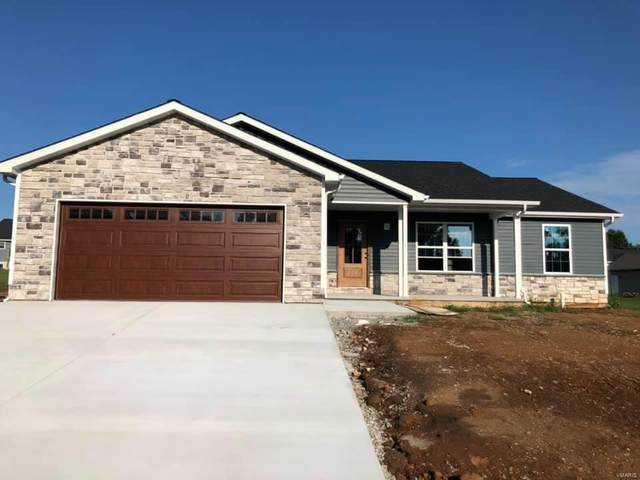 734 Timberline, Farmington, MO 63640 (#21065532) :: St. Louis Finest Homes Realty Group