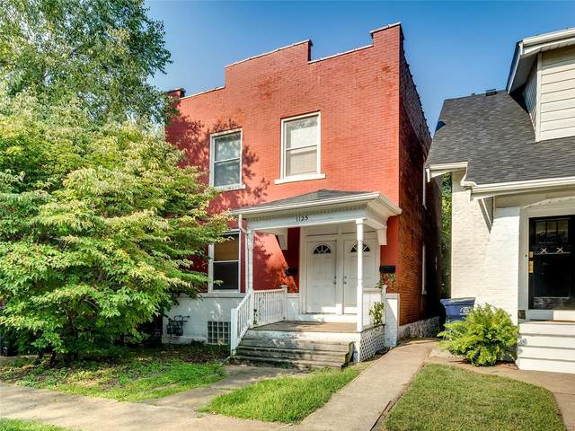 1125 Forest Avenue, St Louis, MO 63139 (#21065539) :: Delhougne Realty Group