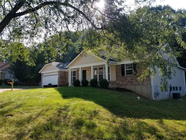 14906 Royalbrook, Chesterfield, MO 63017 (#21065547) :: Kelly Hager Group | TdD Premier Real Estate
