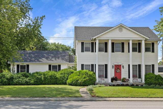 3401 Maryville Road, Grant City, IL 62040 (#21065562) :: Walker Real Estate Team
