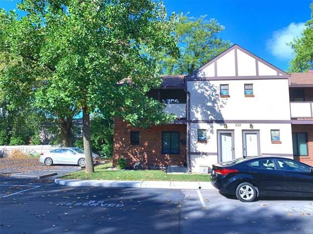 332 Barrington Square B, Kirkwood, MO 63122 (#21065569) :: Delhougne Realty Group