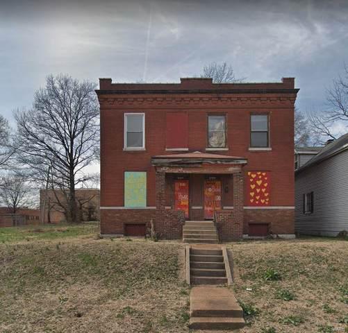 5127 Gilmore Avenue, St Louis, MO 63120 (#21065572) :: Walker Real Estate Team