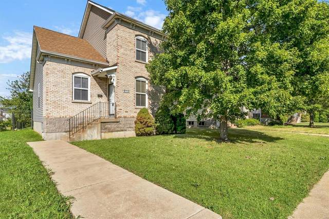 2715 Rutger Street, St Louis, MO 63104 (#21065581) :: Hartmann Realtors Inc.