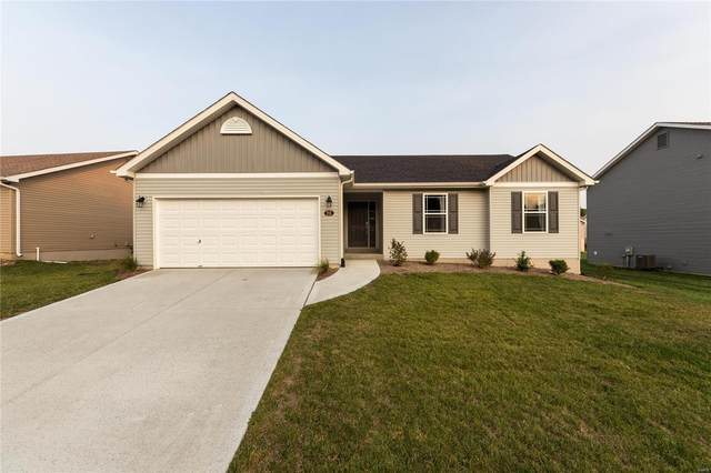 215 Hammerstone Drive, Moscow Mills, MO 63362 (#21065603) :: St. Louis Finest Homes Realty Group