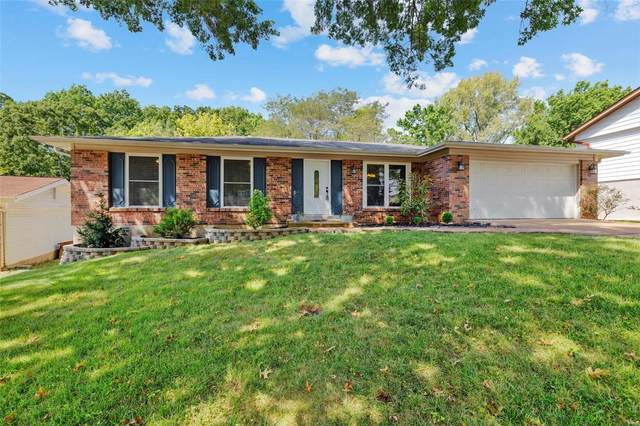 5739 Wildbrook Drive, St Louis, MO 63129 (#21065615) :: St. Louis Finest Homes Realty Group