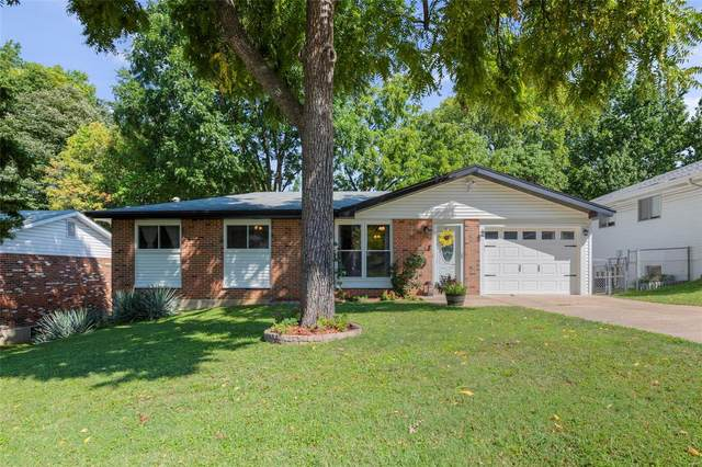 5625 Welmering Drive, St Louis, MO 63123 (#21065618) :: Clarity Street Realty