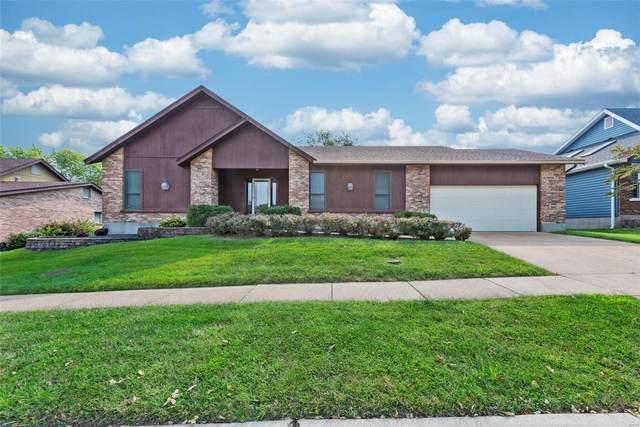 5918 Briarmist Place, St Louis, MO 63128 (#21065642) :: St. Louis Finest Homes Realty Group