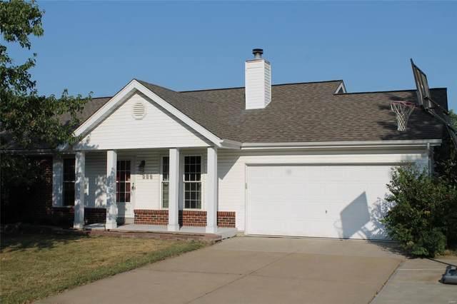 210 Briar Valley Court S, Saint Peters, MO 63304 (#21065645) :: Jenna Davis Homes LLC