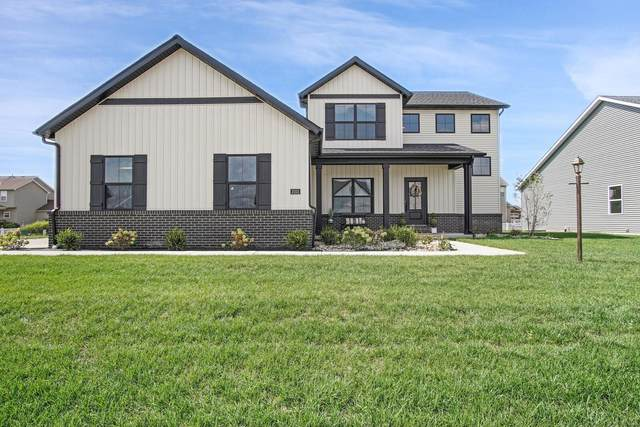 3103 Biloxi Drive, Glen Carbon, IL 62034 (#21065654) :: The Becky O'Neill Power Home Selling Team