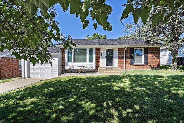 631 Chopin Dr, St Louis, MO 63122 (#21065660) :: Parson Realty Group