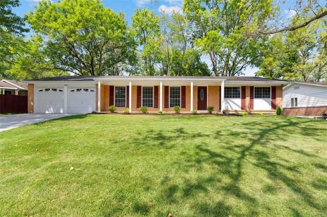 12921 Bellerive Estates, St Louis, MO 63141 (#21065669) :: Terry Gannon | Re/Max Results