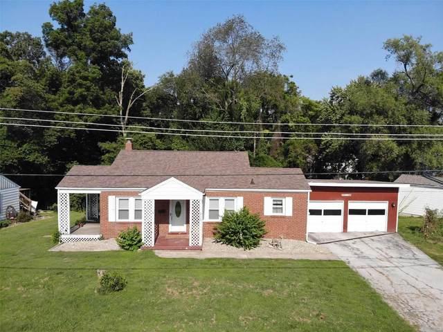 276 Herbert Street, Alton, IL 62002 (#21065677) :: Matt Smith Real Estate Group