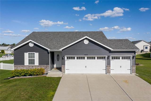404 Lake Tucci Lane, Wright City, MO 63390 (#21065700) :: Jeremy Schneider Real Estate