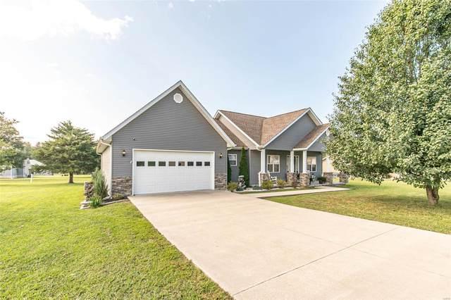 2402 W Donna, Poplar Bluff, MO 63901 (#21065702) :: Kelly Hager Group | TdD Premier Real Estate