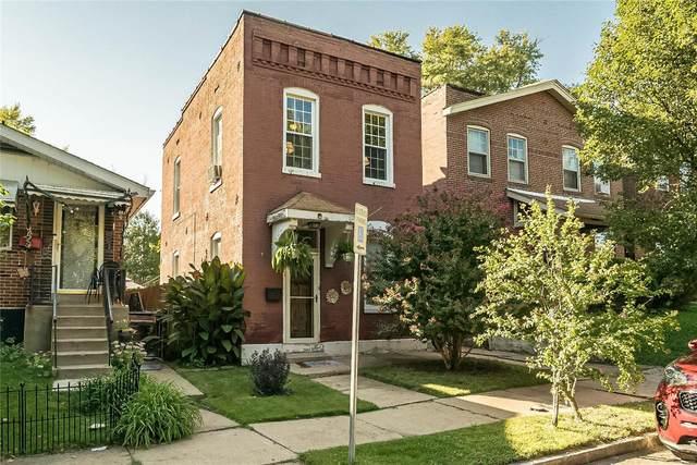3927 Virginia Avenue, St Louis, MO 63118 (#21065735) :: Jenna Davis Homes LLC