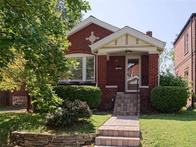 4996 Fairview Avenue, St Louis, MO 63139 (#21065757) :: Parson Realty Group