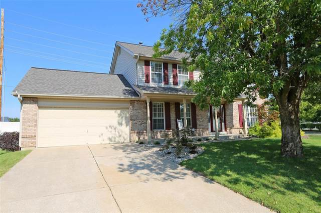 18 W Timothy, Saint Charles, MO 63303 (#21065769) :: Palmer House Realty LLC