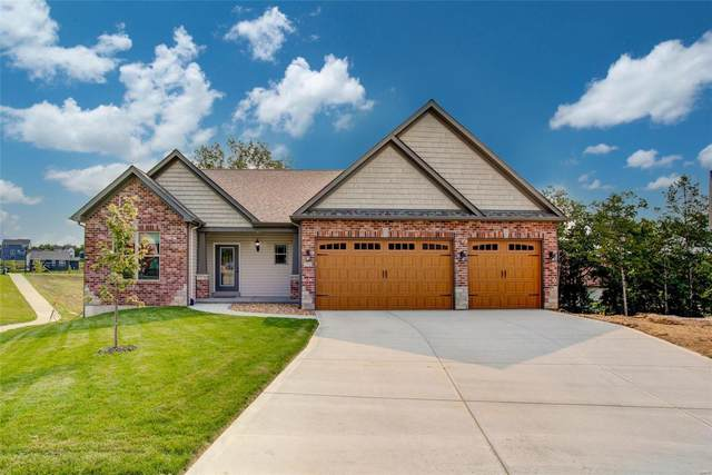 752 Myatt Drive, Wentzville, MO 63385 (#21065778) :: St. Louis Finest Homes Realty Group