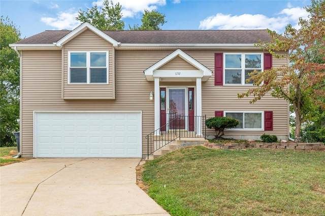 692 Tobermory Court, Wentzville, MO 63385 (#21065786) :: The Becky O'Neill Power Home Selling Team