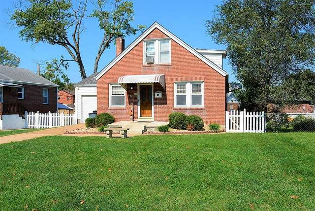 663 Ellwine Drive, St Louis, MO 63125 (#21065805) :: St. Louis Finest Homes Realty Group