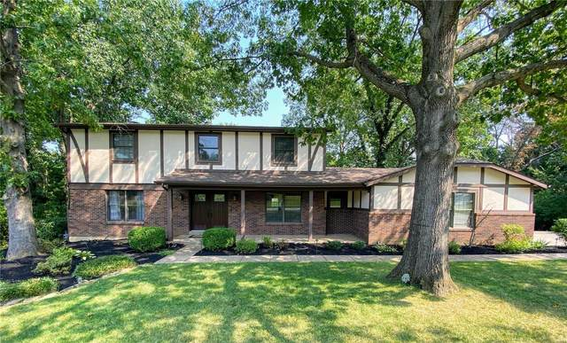 57 Oak Springs, Saint Charles, MO 63304 (#21065811) :: St. Louis Finest Homes Realty Group