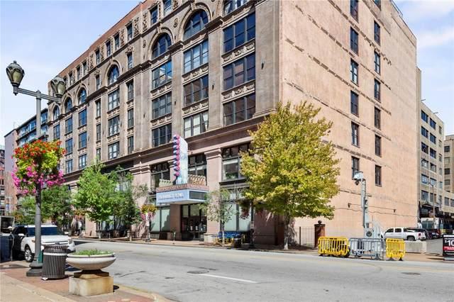 1114 Lucas #314, St Louis, MO 63101 (#21065828) :: Walker Real Estate Team