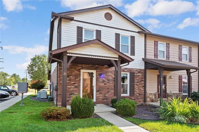 26 Station West, Waterloo, IL 62298 (#21065829) :: Parson Realty Group