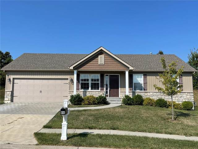 86 Stone Bridge, Moscow Mills, MO 63362 (#21065831) :: St. Louis Finest Homes Realty Group