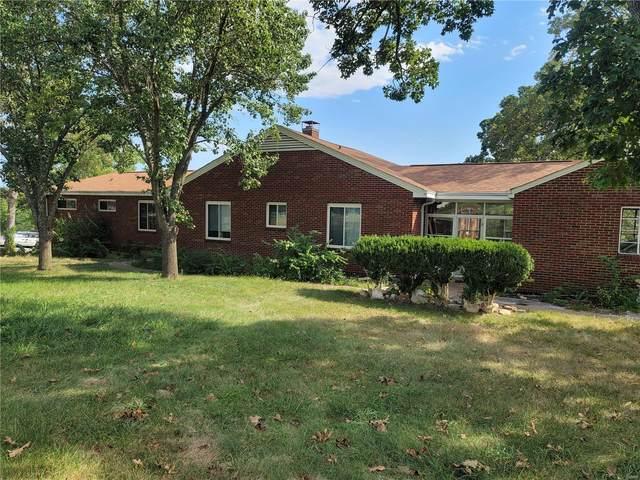 1317 Rock Road, De Soto, MO 63020 (#21065837) :: Hartmann Realtors Inc.