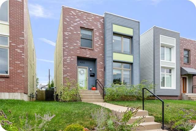 4252 Mcree Avenue, St Louis, MO 63110 (#21065847) :: Blasingame Group | Keller Williams Marquee