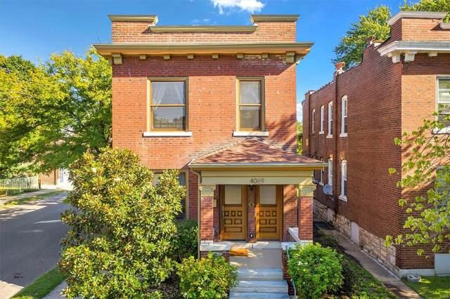 4069 Botanical Avenue, St Louis, MO 63110 (#21065856) :: Parson Realty Group