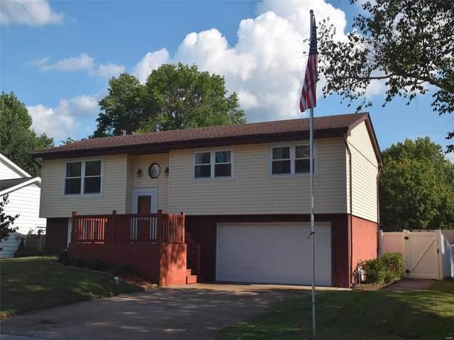 1404 Salem Drive, Belleville, IL 62221 (#21065870) :: Jenna Davis Homes LLC