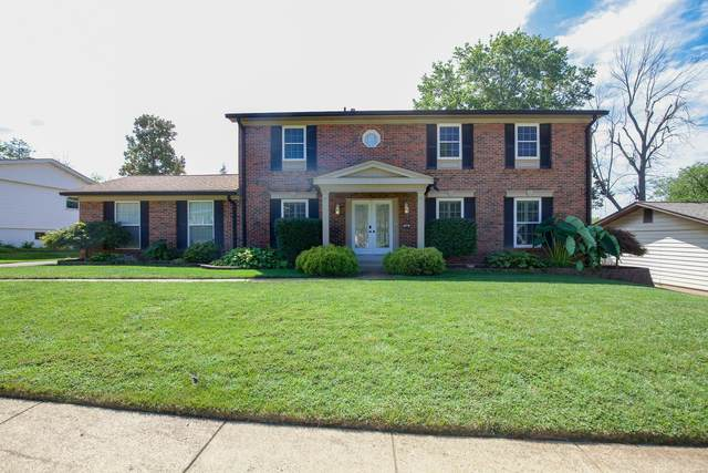 206 Cool Meadows Drive, Ballwin, MO 63011 (#21065904) :: St. Louis Finest Homes Realty Group