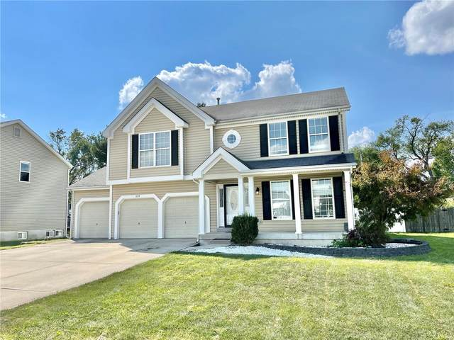 229 Crystal, Fairview Heights, IL 62208 (#21065905) :: Jenna Davis Homes LLC