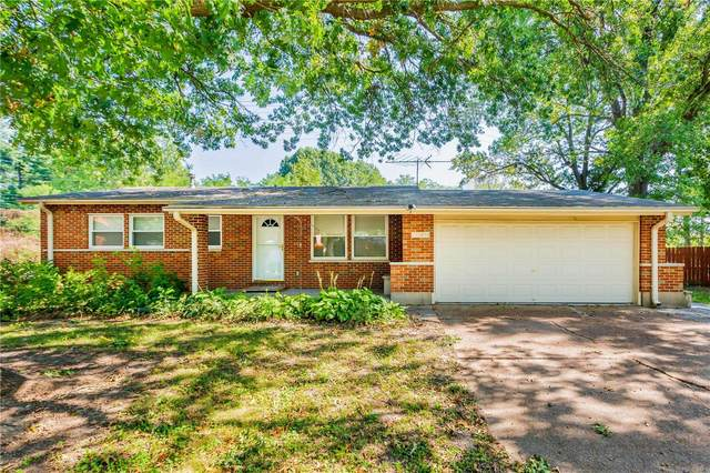 11404 Criterion Avenue, St Louis, MO 63138 (#21065906) :: Parson Realty Group