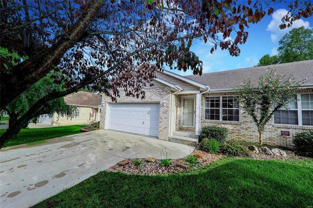153 Rolling Oaks Dr, Collinsville, IL 62234 (#21065915) :: St. Louis Finest Homes Realty Group
