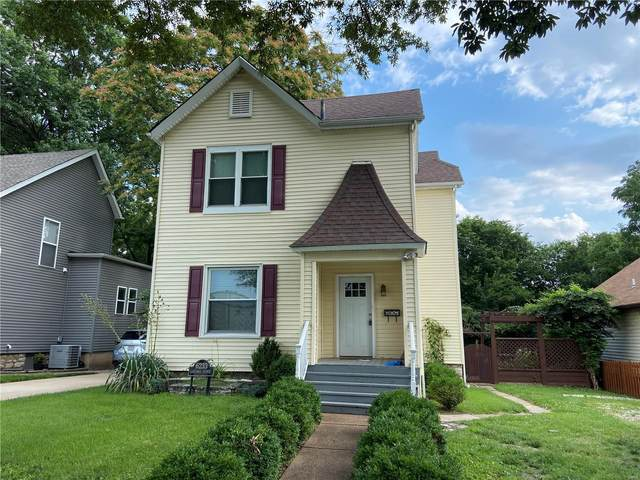 6233 Columbia Avenue, St Louis, MO 63139 (#21065919) :: Jenna Davis Homes LLC