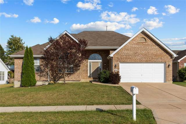 4442 Spotted Fawn Court, Wentzville, MO 63385 (#21065923) :: Parson Realty Group