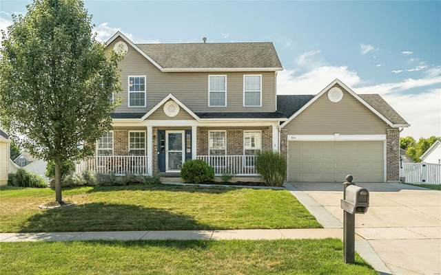 304 Knowledge, Lake St Louis, MO 63367 (#21065972) :: St. Louis Finest Homes Realty Group