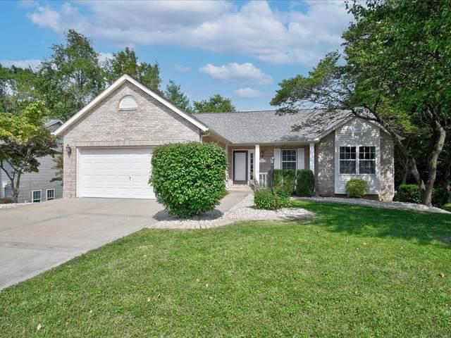 6831 Deer Creek, Edwardsville, IL 62025 (#21066024) :: Blasingame Group | Keller Williams Marquee