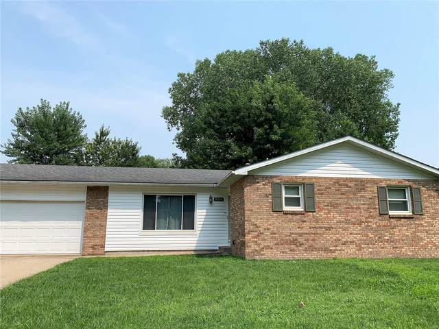 904 Coral, Fairview Heights, IL 62208 (#21066026) :: Clarity Street Realty