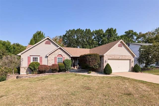229 Westridge Drive, O'Fallon, MO 63366 (#21066029) :: The Becky O'Neill Power Home Selling Team