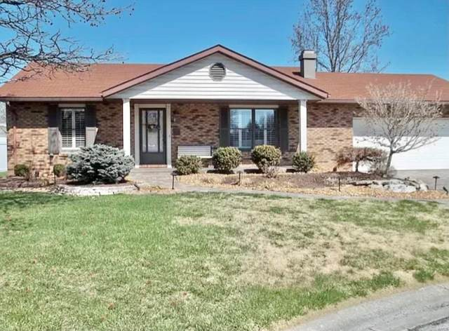 902 Cambridge, Godfrey, IL 62035 (#21066036) :: The Becky O'Neill Power Home Selling Team
