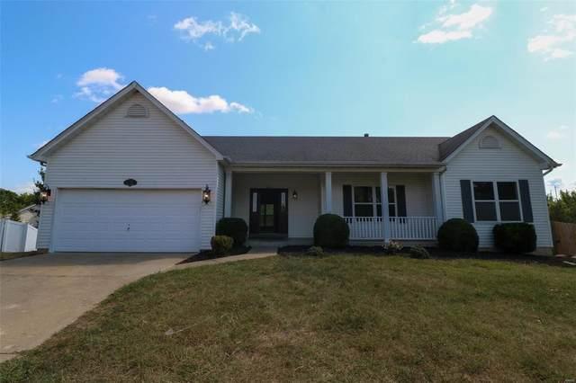5564 Meadowgreen, Saint Charles, MO 63304 (#21066050) :: Palmer House Realty LLC