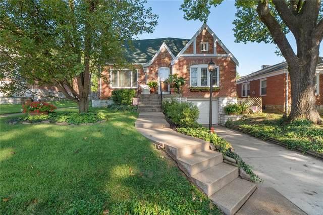 9208 Lucia Drive, St Louis, MO 63123 (#21066056) :: Jenna Davis Homes LLC