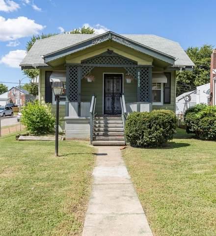 8425 Pennsylvania Avenue, St Louis, MO 63111 (#21066059) :: Parson Realty Group
