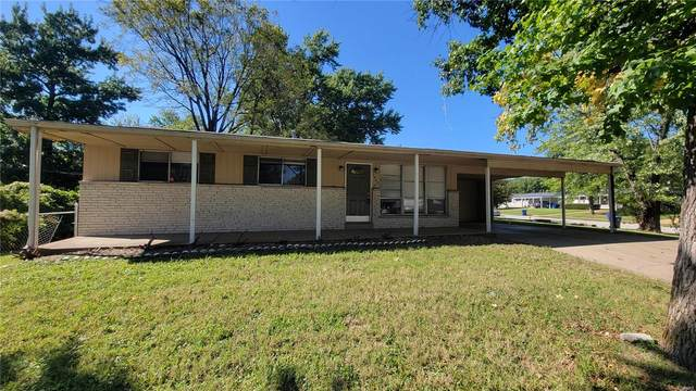 1405 Patterson Road, Florissant, MO 63031 (#21066066) :: Mid Rivers Homes